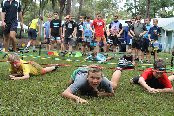 Team Building Activities For Band Camp